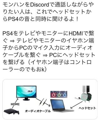 ディス コード ps4