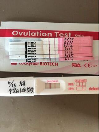 ラッキーテスト 排卵検査薬